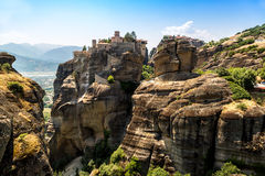 Meteora, Greece Stock Images