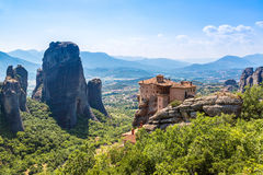 Meteora, Greece Royalty Free Stock Photos