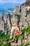 Meteora, Greece royalty free stock photography