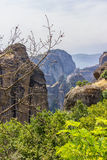 Meteora. Greece Stock Photography