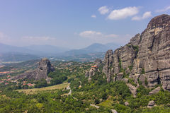 Meteora. Greece Royalty Free Stock Photos