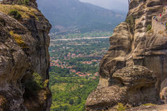 Meteora. Greece Stock Photos