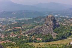 Meteora. Greece Stock Images