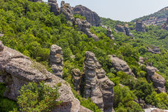 Meteora. Greece Royalty Free Stock Photography