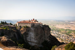 Meteora, Greece Stock Photography