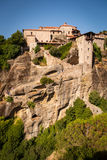 Meteora, Greece Royalty Free Stock Images