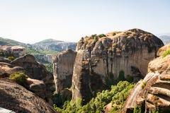 Meteora, Greece Stock Images