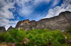 Meteora, Greek destination Stock Photo