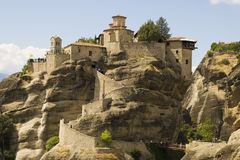 Meteora - Griechenland Lizenzfreie Stockfotografie