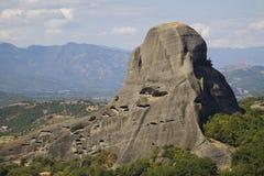 Meteora - Griechenland Stockfotografie