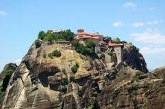 Meteora Griechenland Lizenzfreie Stockfotografie