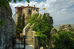Meteora, Griechenland Lizenzfreies Stockfoto
