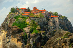 Meteora, Griechenland Stockfotografie