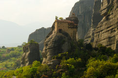 Meteora, Griechenland Lizenzfreie Stockfotografie