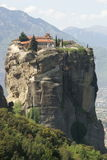 Meteora, Griechenland stockbild
