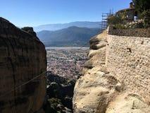 Meteora, Griekenland Royalty-vrije Stock Afbeelding