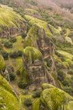 Meteora Griekenland Stock Afbeelding