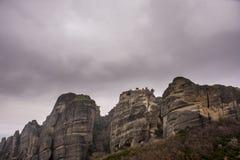 Meteora Griekenland Royalty-vrije Stock Foto