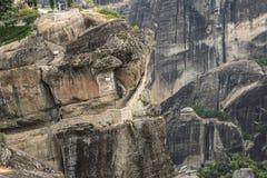 Meteora in Griekenland Stock Afbeelding
