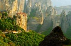 Meteora, Griekenland Stock Foto's