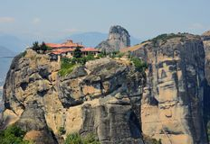 Meteora high Royalty Free Stock Photography