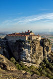 Meteora, Holy Monastery of St. Stephen Stock Image