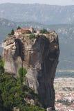 Meteora Holy Trinity, Agia Triada monastery Stock Photography