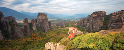 Meteora, Kalambaka Grèce photo stock