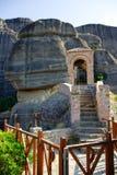 Meteora-Klöster, Griechenland Lizenzfreie Stockfotografie