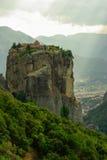 Meteora-Klöster, Griechenland Lizenzfreies Stockbild