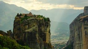 Meteora-Klöster, Griechenland Lizenzfreie Stockfotos