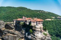 Meteora Kloster Lizenzfreies Stockfoto