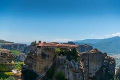 Meteora Kloster Lizenzfreie Stockfotografie