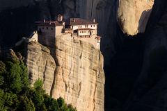 Meteora-Kloster Griechenland Stockfotografie