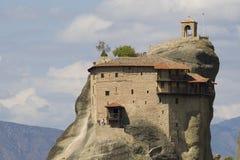 Meteora - la Grèce image libre de droits