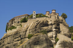 Meteora - la Grèce photos libres de droits