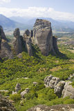 Meteora - la Grèce Photos stock
