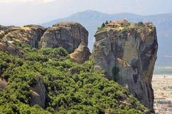 Meteora landscape Stock Image