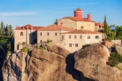 Meteora Monasteries Complex, Greece Stock Photography