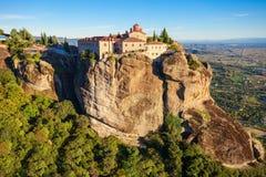 Meteora Monasteries Complex, Greece Stock Photo