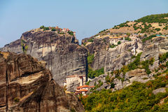 Meteora Monasteries, Greece Stock Photography