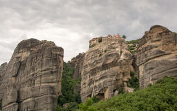 Meteora Monasteries, Greece Royalty Free Stock Photography
