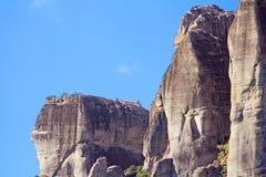 Meteora Monasteries in Greece Stock Photography
