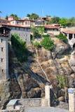 Meteora monastery Stock Images