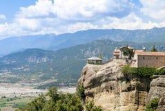 Meteora Monastery, Greece Stock Photography