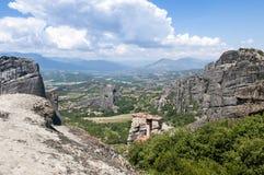 Meteora Monastery, Greece Royalty Free Stock Photo