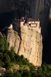 Meteora monastery Greece Royalty Free Stock Photography