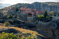 Meteora, Monastery of The Holy Trinity Royalty Free Stock Image