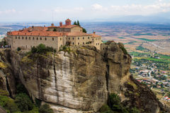 The Meteora Stock Images