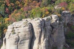 Meteora Rocks, Greece Royalty Free Stock Photos